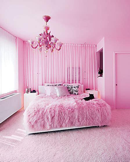 Creative Influences Pink Bedroom