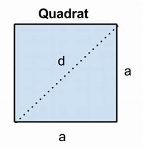 Quadrat Fläche Berechnen : geometrie test aufgaben sehr beliebt ~ Themetempest.com Abrechnung