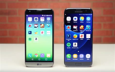 best smartphones of 2017 lg g6 galaxy s8 galaxy note 7 lg g6 vs samsung galaxy s8 how do they compare gearopen