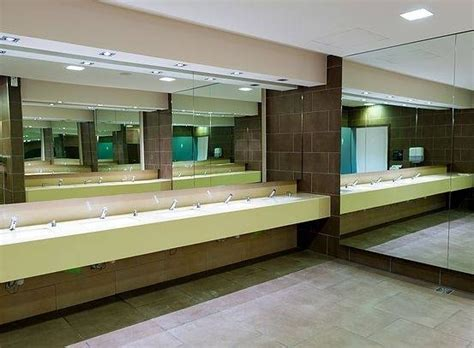 Commercial Bathroom Fixtures by 15 Best Ideas Of Commercial Bathroom Mirrors