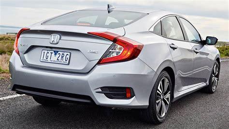 Honda Civic Sedan by 2016 Honda Civic Sedan Review Carsguide