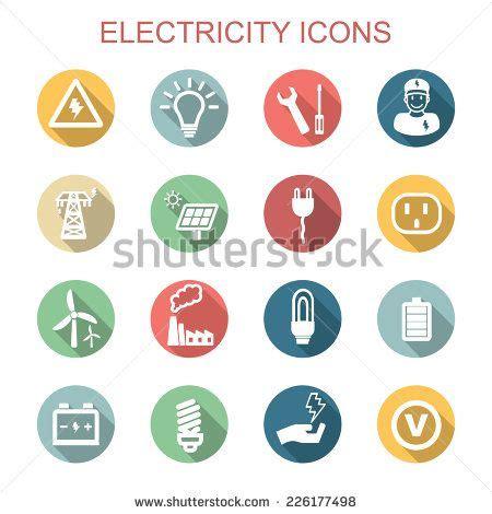 electrician logo stock vectors vector clip art