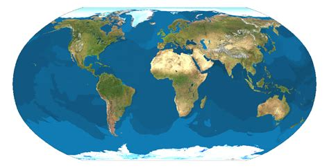 mapcarte  satellite map  earth  tom van sant