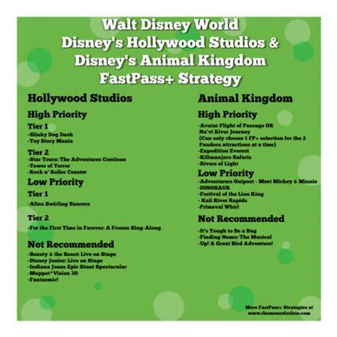 disneys animal kingdom fastpass tips  strategies