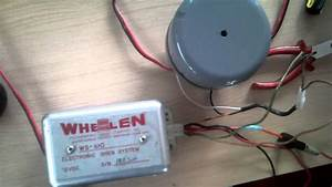 Whelen Ws610 Siren Low Pitched Wail