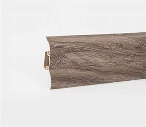 Laminat Mit Muster : muster sockelleisten fussleisten laminat aus kunststoff mit kabelkanal 52x28mm ebay ~ Markanthonyermac.com Haus und Dekorationen