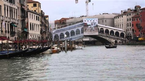 A Trip To Venice Italy City Of Water Youtube