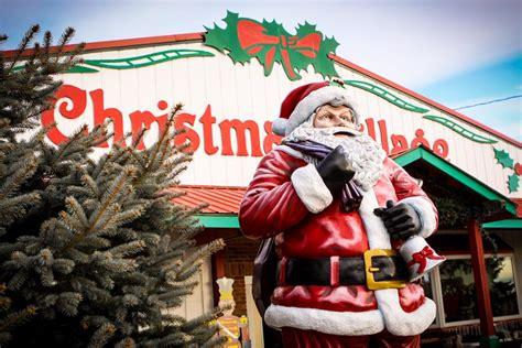 christmas village  south dakota   magical christmas store