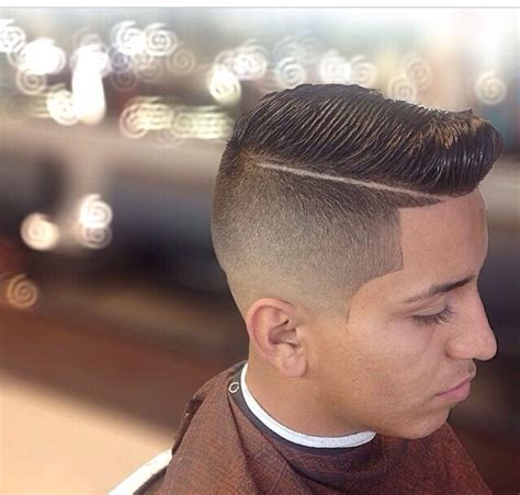 1000  images about Skin fade / Pompador haircuts on