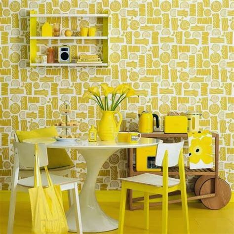 elite decor  decorating ideas  yellow color