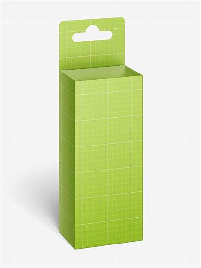 Hanging Box Mockup Boxes