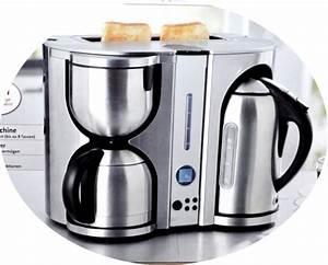Frühstückscenter 3 In 1 : 3 in 1 fr hst ckscenter kaffeemaschine wasserkocher ~ A.2002-acura-tl-radio.info Haus und Dekorationen