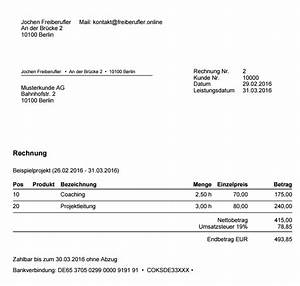 In Welchem Zeitraum Muss Eine Rechnung Gestellt Werden : collmex test online rechnungssoftware erfahrungsbericht ~ Themetempest.com Abrechnung