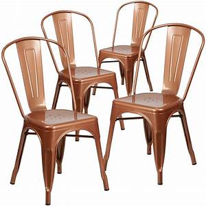Carnegy, Avenue, Stackable, Metal, Outdoor, Dining, Chair, In, Copper-cga-et-190007-co-hd