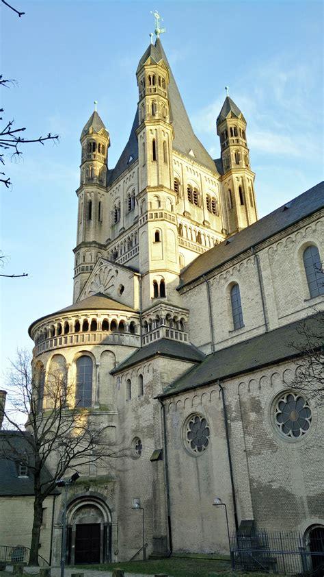 monasteries  churches walk  cologne  town visions  travel