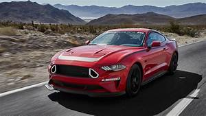 Ford and RTR Vehicles collaborate on Series 1 Mustang