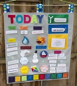 How To Make A Weather Chart For Classroom I Want To Make One Of These For My Classroom Kids