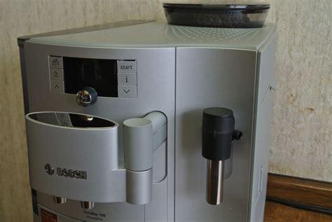 test kaffeevollautomat verobar von bosch gastroguerilla