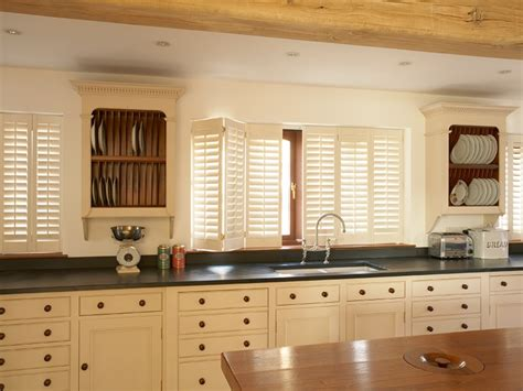 bespoke kitchen shutters tnesc london