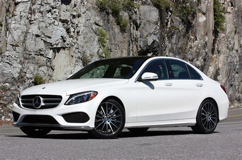 The new cs are larger inside and out yet lighter thanks to shrewd engineering and more aluminum in their unibodies; 2015 Mercedes Benz C Class C300 4matic Sedan 4d