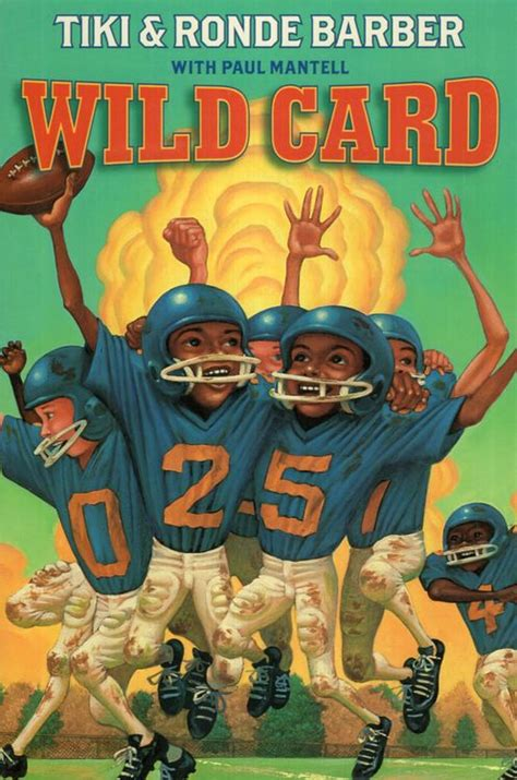 Wild Card ( Barber Game Time Books ) (Paperback)