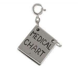 Sterling Medical Chart Charm Qvc Com