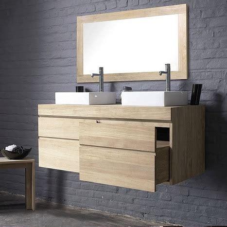 meuble salle de bain bois pas cher meuble de salle bain pas cher moderne 14 incroyable bains design ou en bois 40 pour votre
