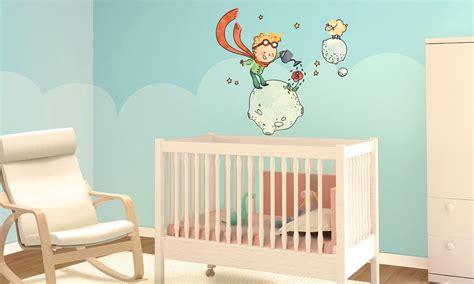 chambre petit prince chambre bébé le petit prince leostickers