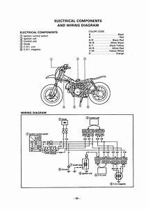 Yamaha Pw50 Wiring Diagram