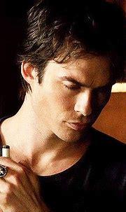 Damon Salvatore | Il diario del vampiro, Ragazza guerriero ...