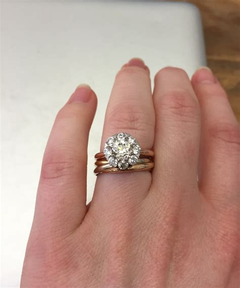 size 5 wedding rings vintage cartier xs ring