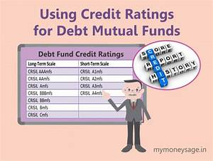 Role of Credit Ratings in Debt Mutual Fund Selection ...