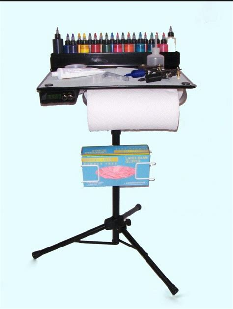 Small Portable Ink Tattoo Table  Tattoo Shop Pinterest