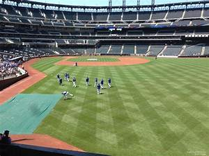 Citi Field Seating Chart With Row Numbers Citi Field Section 102 Rateyourseats Com