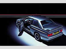 1989 BMW M3 E30 Roberto Ravaglia Drive