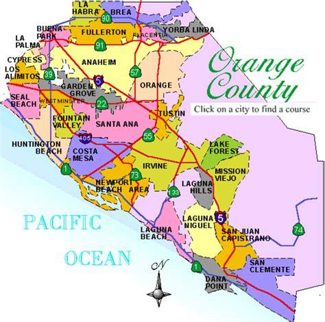 map  south orange county world maps