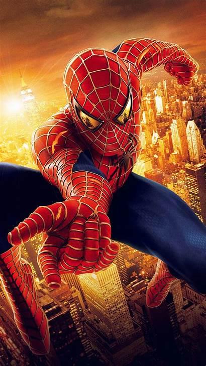 Marvel Spiderman Iphone Hero Papers Hg99 Illust