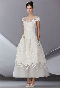 carolina herrera fall 2014 wedding dresses 2057813 weddbook With carolina herrera wedding dress