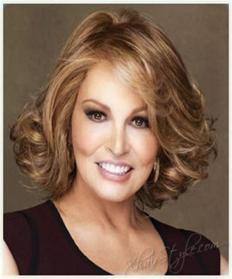 Hairstyles For 50 With Wavy Hair by Plus Size Hairstyles For 50 Plus Size