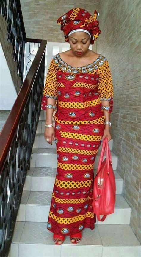 modele wax femme une pagne modele wax en 2019 model pagne africain pagne africain et robe africaine