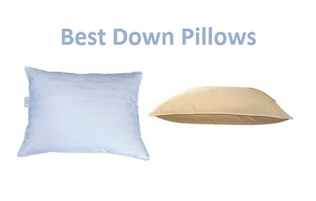 Top 15 Best Down Pillows In 2018  Ultimate Guide