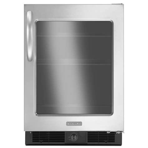 kitchenaid compact refrigerator  cu ft kurgrwbs sears