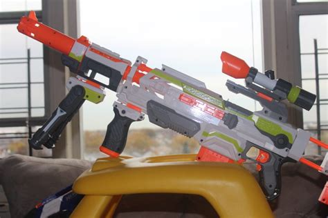 nerf guns range 28 images complete nerf modulus range upgrade kit review and unboxing nib