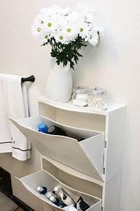 Badezimmer Ideen Ikea : an organization powerhouse ikea trones sortierbeh lter pinterest badezimmer wohnideen ~ Markanthonyermac.com Haus und Dekorationen