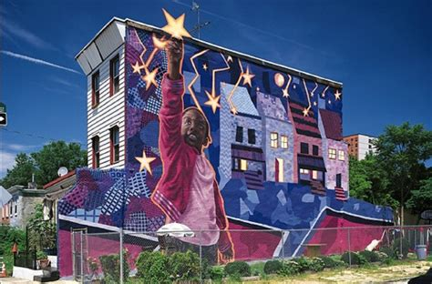 Philly Mural Arts Tour by Mural Arts Program Turns 30