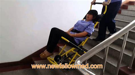 stair stretcher nf w4 emergency stair wheel chair
