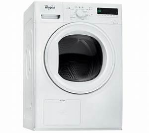 Whirlpool HDLX 80312 Pas Cher Sche Linge Condensation