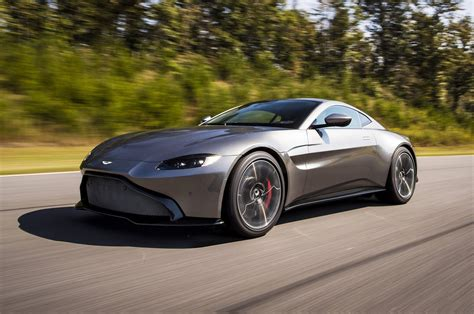 2019 Aston Martin Vantage First Look  Motor Trend