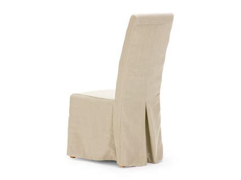 housse de chaise en tissu beige pour chaise montreal