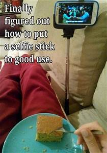 Funny Pictures ... Funny Selfie Stick Quotes